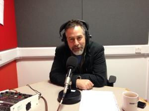 Mark Yaconelli at BBC Wrexham